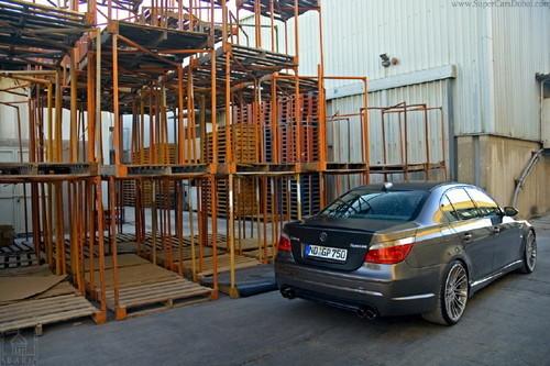 Foto de BMW M5 Hurricane G-Power (8/16)