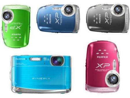 Fujifilm Finepix Z70 y XP10, para aventurarse en las redes sociales y la naturaleza