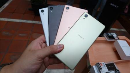 Sony Xperia X, primeras impresiones