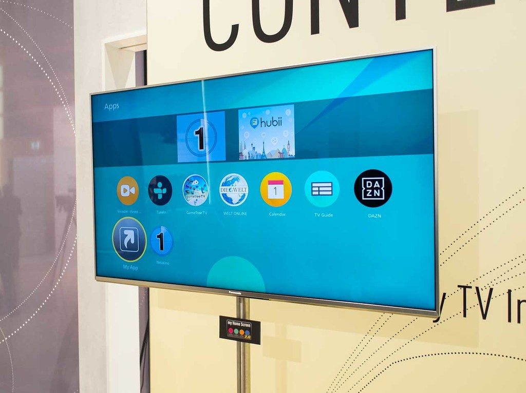 Panasonic Smart TV software