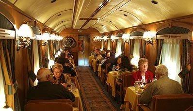 El tren Transcantábrico