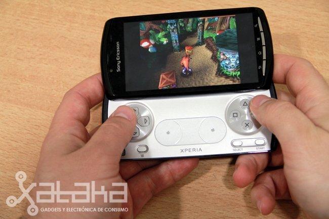 teléfono Playstation Sony Ericsson Xperia Play analizado