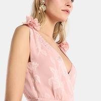 Serás la invitada ideal con este vestido Easy Wear por 55,99 euros y envío gratis en El Corte Inglés