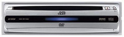 JVC KV-DV50, cargador de DVD y Divx en tu coche