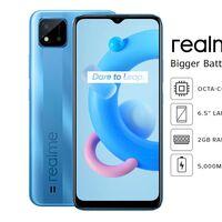 Realme C11 2021: un gama de entrada barato y con gran batería