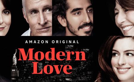 'Modern Love': una encantadora antología romántica para Amazon con un estupendo reparto