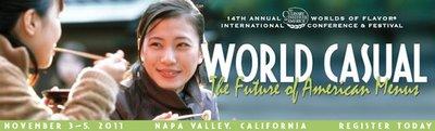 XIV congreso internacional Worlds of Flavor