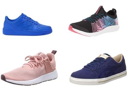 11 chollos en zapatillas de marcas como New Balance, Levi's, Under Armour o Puma por menos de 20 euros en Amazon