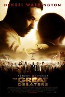 Póster de 'The Great Debaters', de Denzel Washington