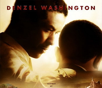 Póster de 'The Great Debaters', de Denzel Washington