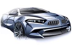 BMW Z10 ED, primer boceto oficial
