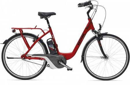 bicicleta eléctrica de pedaleo asistido