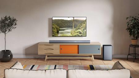 Sharp pone a la venta la nueva HT-SBW800, una potente barra de sonido con Dolby Atmos por menos de 400 euros