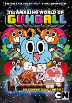Gumball Staffel 1 Vol 1 Dvd Cover
