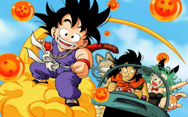 Dragon Ball Cabecera