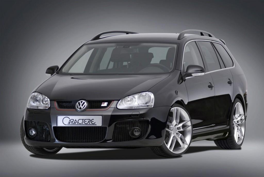 Foto de Volkswagen Golf Variant Caractere (1/3)