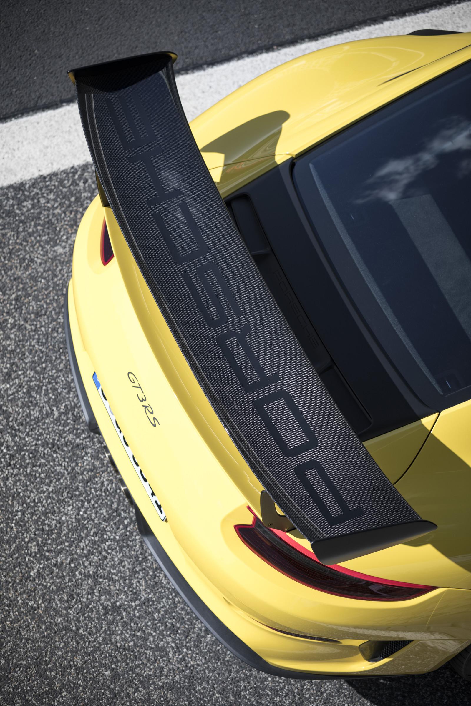 Foto de Porsche 911 GT3 RS 2018 (prueba) (13/33)