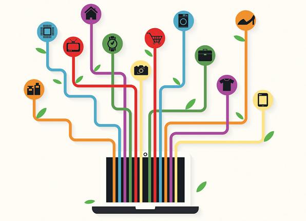 Internet de las cosas representación