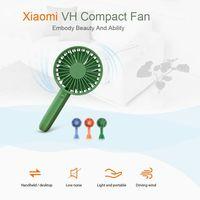Oferta Flash: ventilador portátil Xiaomi VH Compact Fan, con batería recargable, por sólo 11 euros