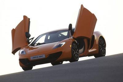 McLaren MP4-12C, ya conocemos las prestaciones oficiales