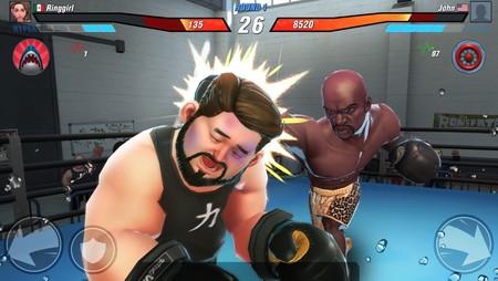 Cinco juegos de boxeo para iOS y Android gratis y con buenos gráficos