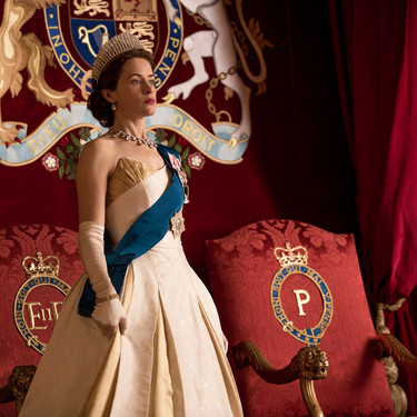 Estreno de la segunda temporada de 'The Crown'