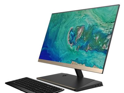 Acer Aspire S24 es el All-in-One que presume de pantalla casi sin marcos y de Intel Optane