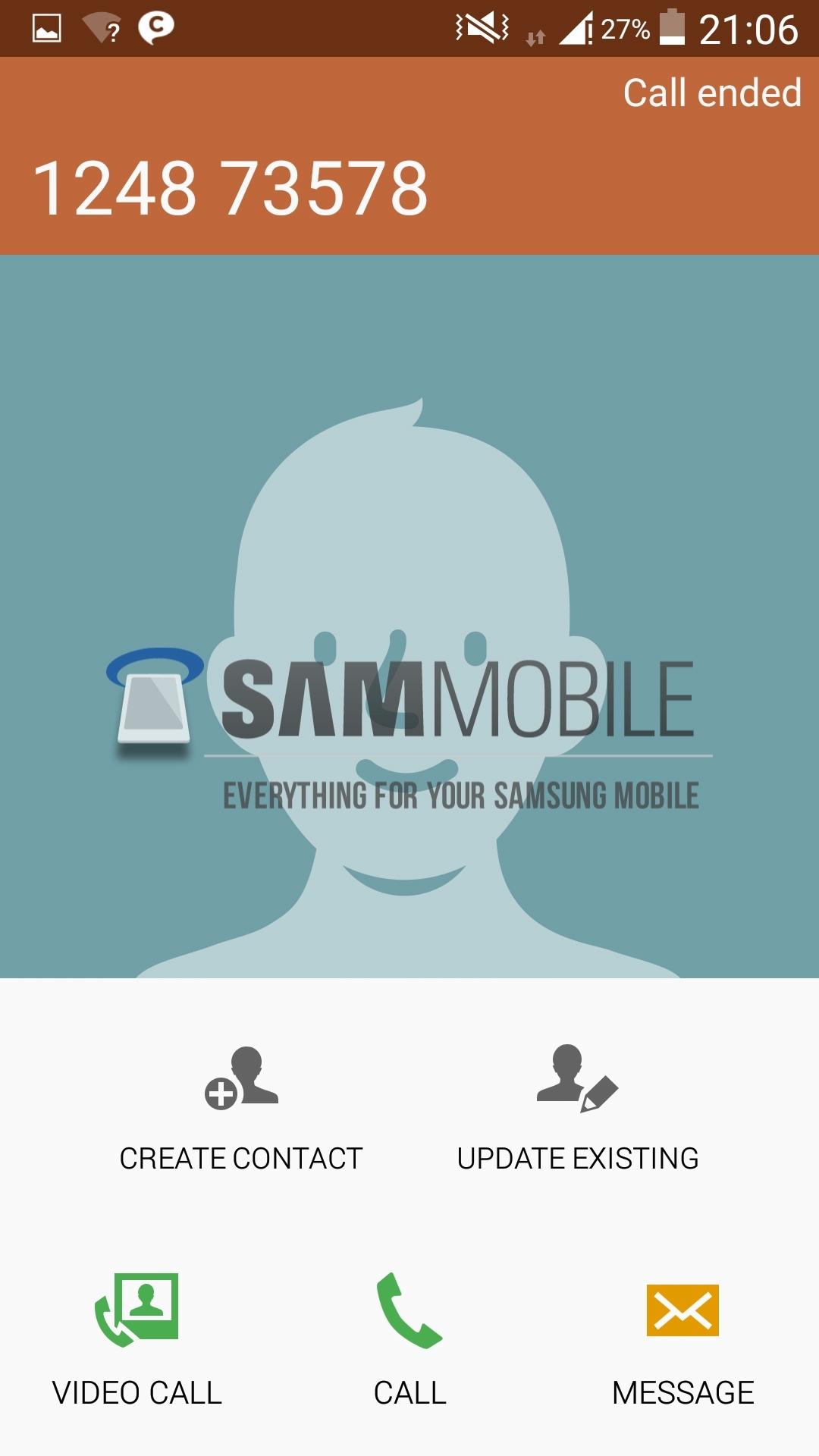 Foto de Android L para Samsung Galaxy S5 (12/39)