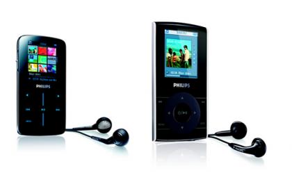 Philips SA9300 y SA5100, más reproductores de los holandeses