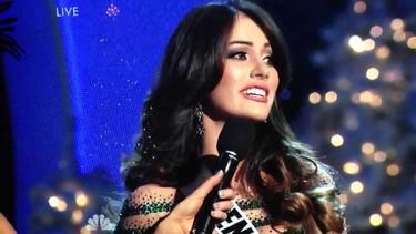 """Miss Venezuela: """"A ver, estooo... déjame que yo me explique..."""""""