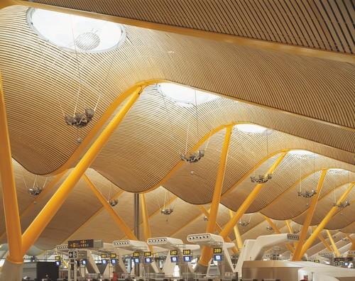 Las seis terminales de aeropuerto más bellas del mundo