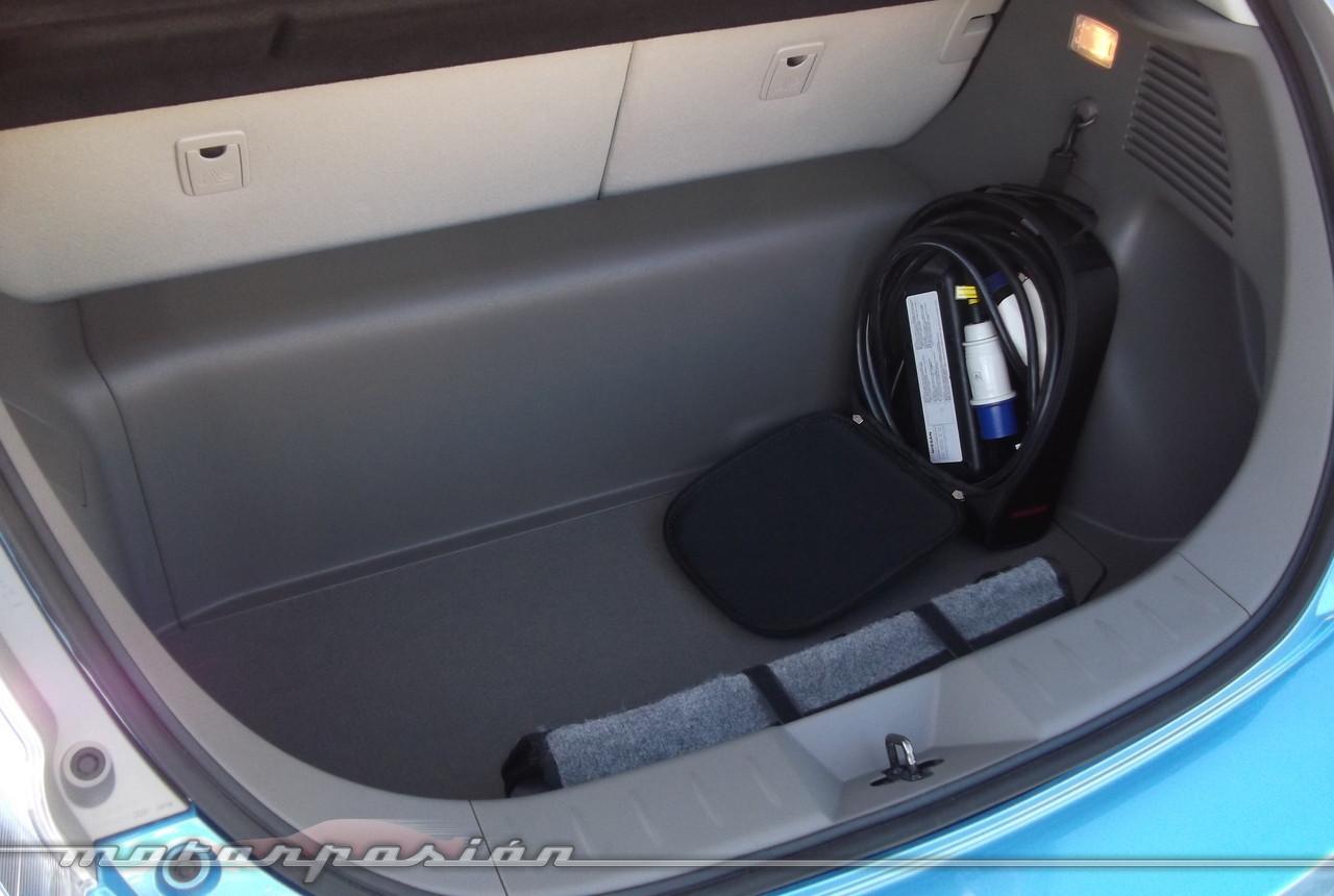 Foto de Nissan Leaf (presentación) (40/58)