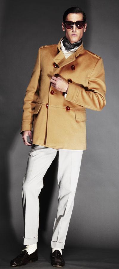 Foto de Tom Ford, colección masculina para el Otoño-Invierno 2011/2012 (36/44)