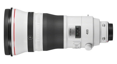 Ef 400 Mm F2 8l Is Iii Usm Side With Cap Rti 820