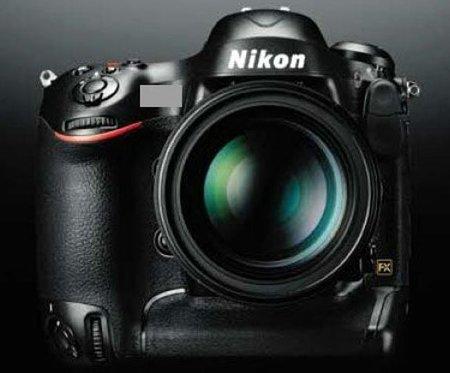 La nueva Nikon D4 podría ser presentada este jueves cinco de enero