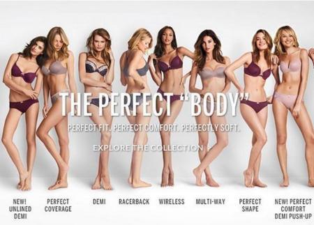 Victorias Secret Perfect Body 2014