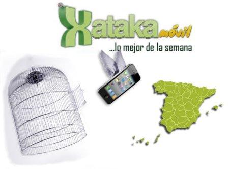 iPhone vuela libre en España, Lo mejor de la semana en Xataka Móvil