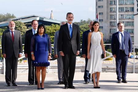 Reina Letizia Viaje Cuba12