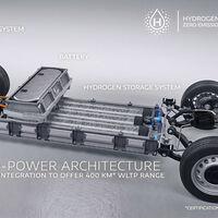 Recargas en tres minutos y 400 km de autonomía: así es el nuevo sistema de pila de combustible de Stellantis para sus furgonetas