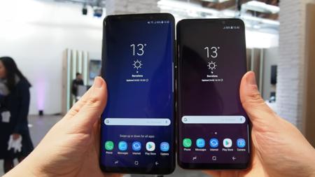 Galaxy S9 y S9 Plus S9+