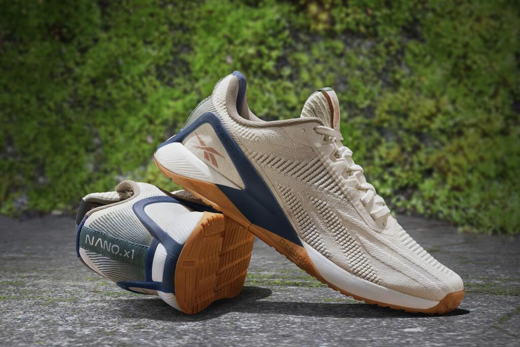 Reebok lanza las zapatillas de entrenamiento Nano X1 Vegan, que se unen a la línea sostenible de la marca