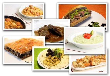 Menú semanal del 13 al 19 de septiembre de 2010