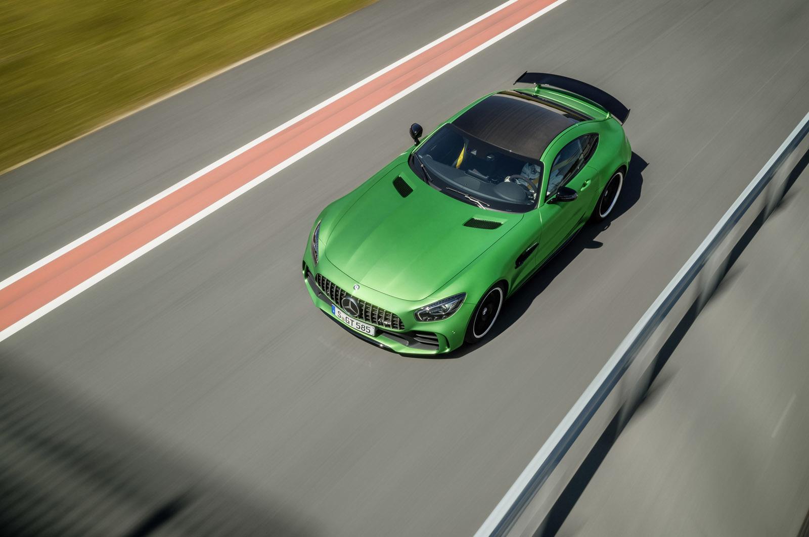 Foto de Mercedes-AMG GT R (25/30)