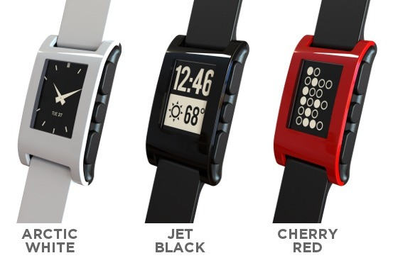El smartwatch Pebble