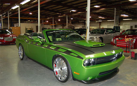Dodge Challenger Convertible