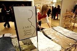 Zara lanza ropa premamá