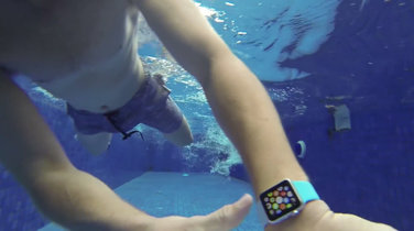 El Apple Watch es más resistente al agua de lo que esperábamos
