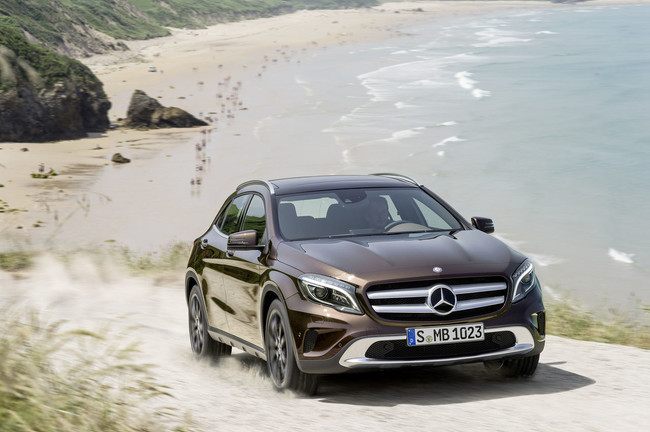 Mercedes-Benz GLA 2013 - 4MATIC