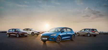 Así es el Ford Focus 2018: más deportivo, cómodo y tecnológico, y con motores de hasta 182 CV