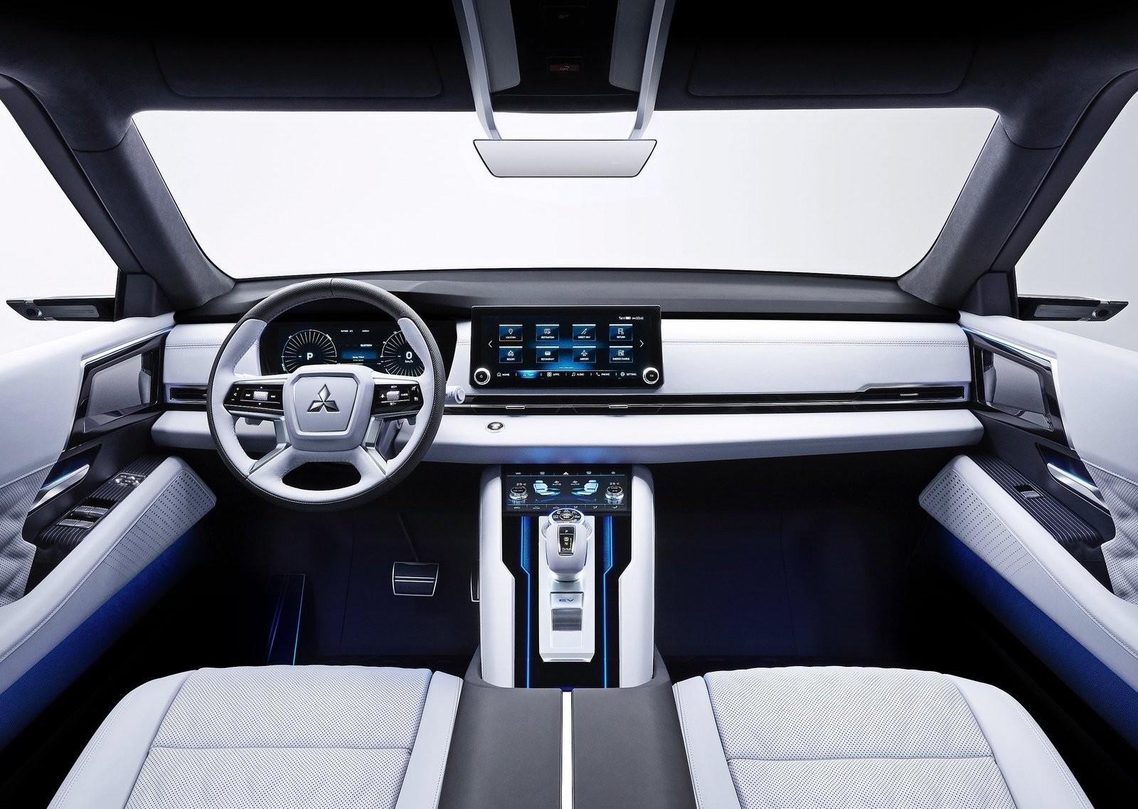 Foto de Mitsubishi Engelberg Tourer Concept (26/34)
